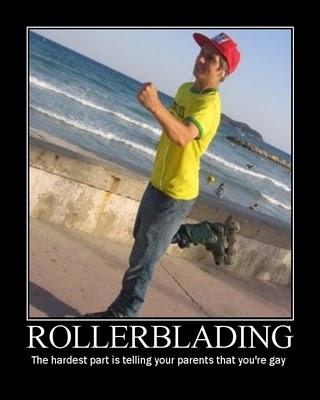 Gay Rollerbladers 37